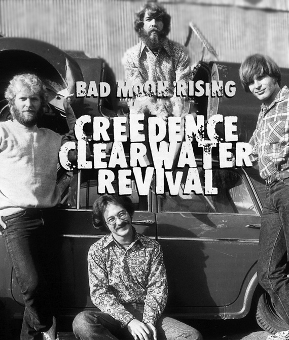 credence clearwater revival poster