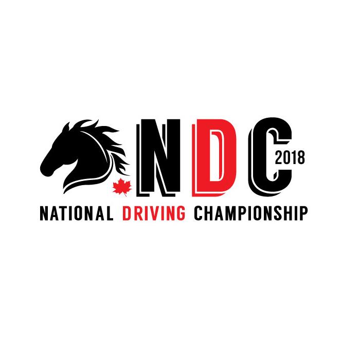 national driving championship logo